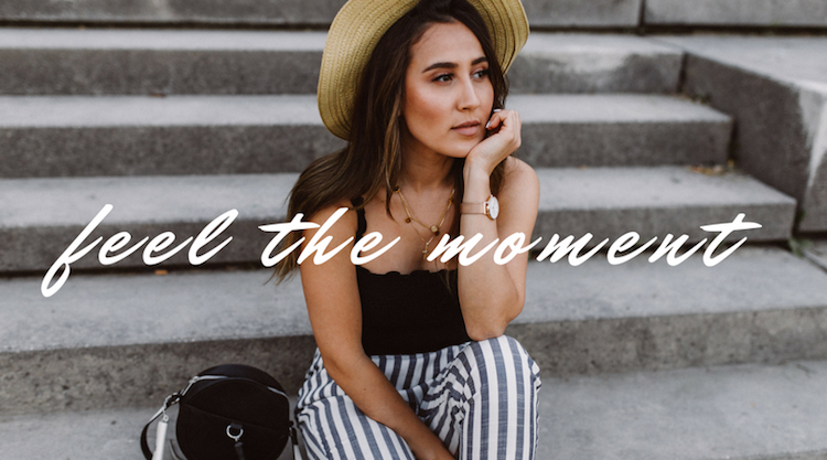 FEEL THE MOMENT | Stradivarius #TheSummerExpedition
